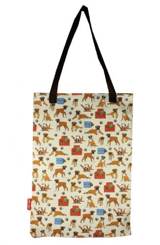 Selina-Jayne Boxer Dog Limited Edition Designer Tote Bag